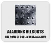 Logo for Aladdins Allsorts